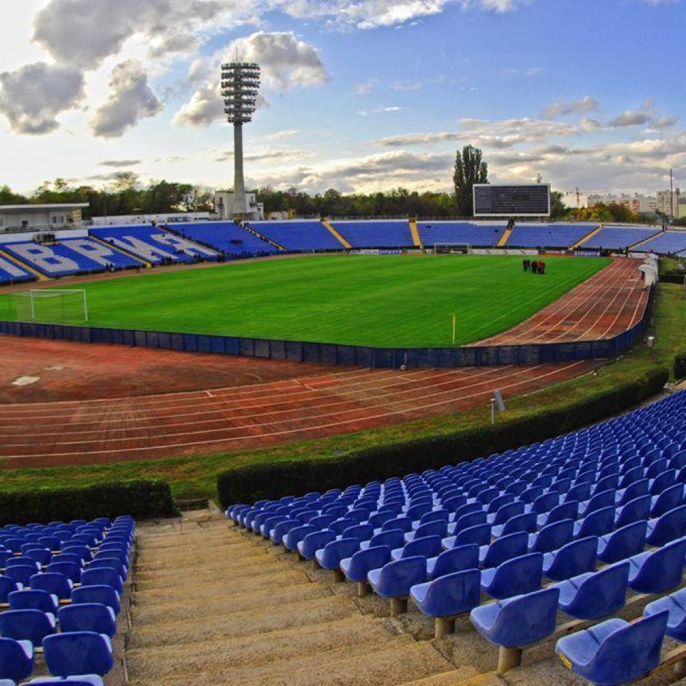 Стадион «Локомотив» (Симферополь)